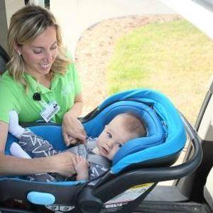 Car Seat Safety Check Event Kollen Park Fire Station