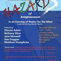 Hazard of Enlightenment - Poetry show