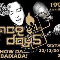 DANCE of DAYS 20 ANOS na Baixada Santista