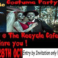 Halloween Party &amp Movie Night