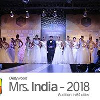 Dellywood Mrs. India - 2017 Ahmedabad Audition