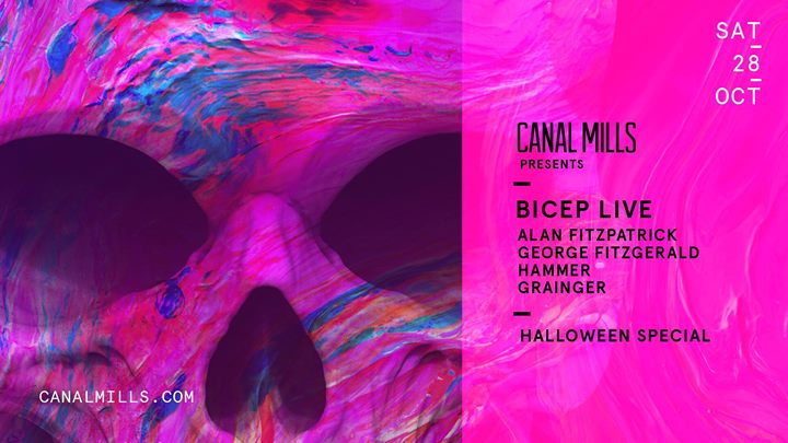 SOLD OUT BIcep Live Album Tour at Canal Mills w Hammer  more