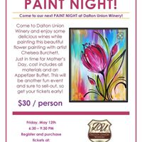 PAINT NIGHT at DUW