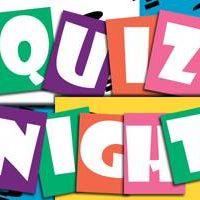26th Jan Quiz night