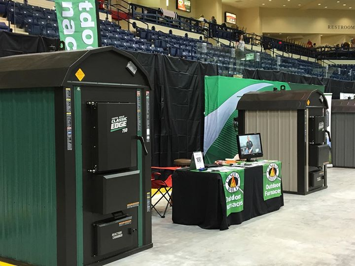 Central Boiler at Thief River Falls Home Show | Thief River Falls