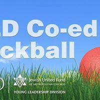 YLD Co-ed Kickball League