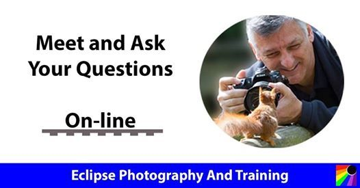 Meet & Ask Your Questions - On-line