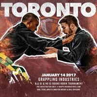 Grappling Industries Toronto EBI 11 Qualifier