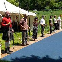 First Shot - Beginner Japanese Archery