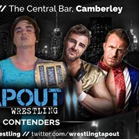 Tapout Wrestling 2 -The Contenders at The Central Bar Camberley