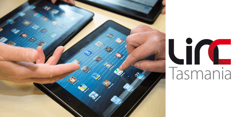 Tablet and smart phone user group  Hobart LINC