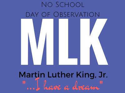 Image result for martin luther king jr no school