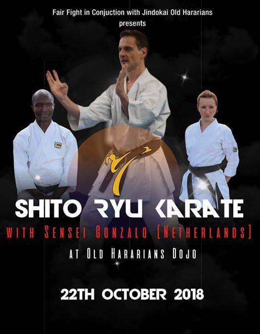 Shito Ryu Karate Kihon Kata Kumite