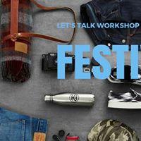 Lets Talk Workshop How To Festival