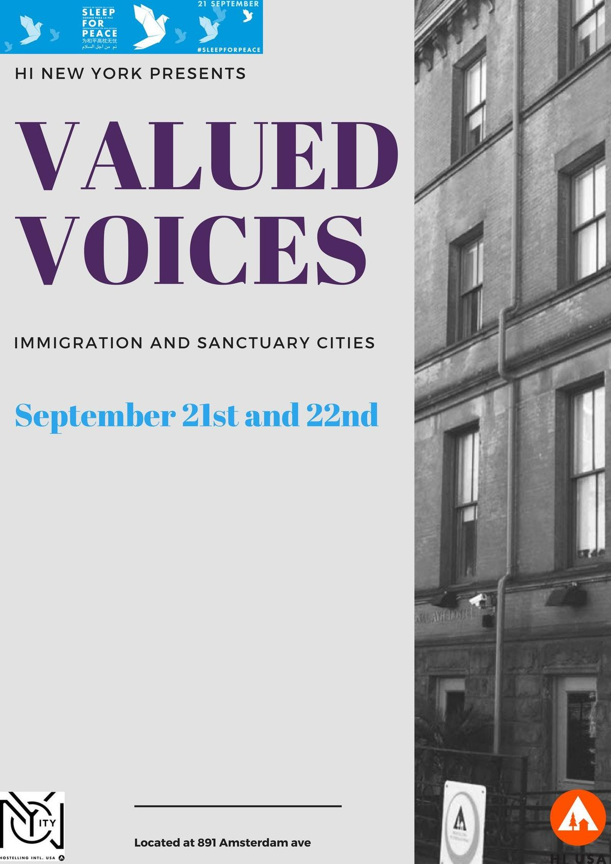 Valued Voices Immigration And Sanctuary Cities
