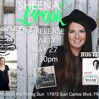 Sheena Brook EP Release Party