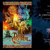 Proyeccin de EL CRISTAL ENCANTADO  Martes 0902 - 21 hs