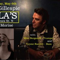 Will Gillespie &amp Leah Morise at Zylas