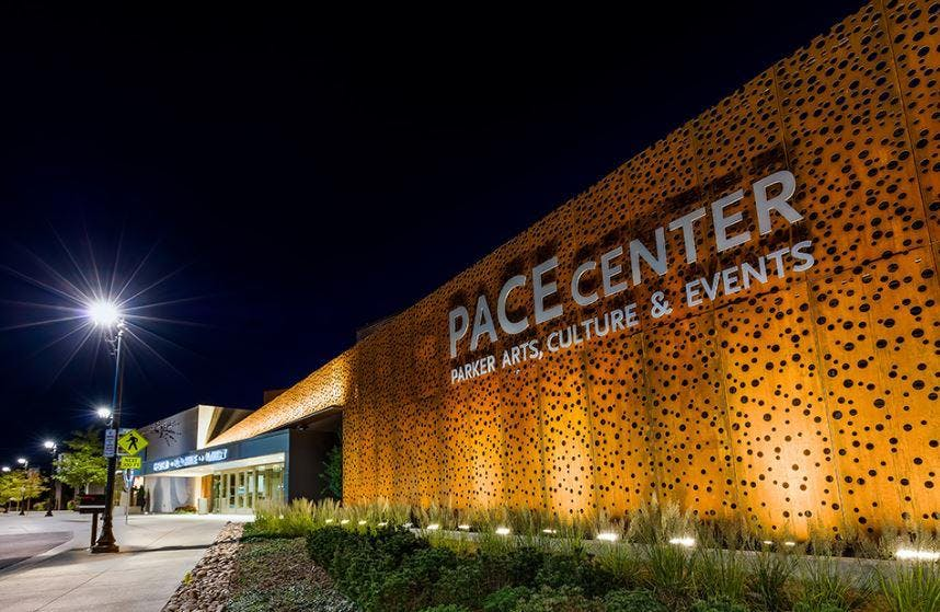 PACE Center Tour