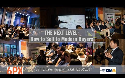 The NEXT Level How To Sell To Modern Buyers