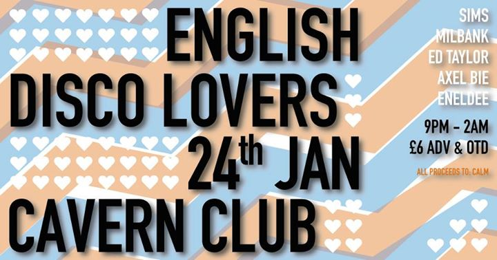 English Disco Lovers 14