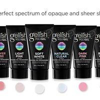 Gelish PolyGel Dip and Provoc Makep Seminar