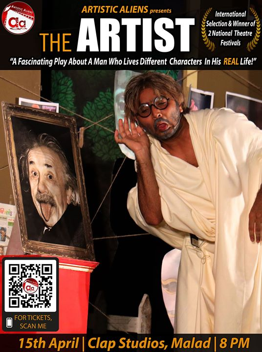 The Artist -A Play in Hinglish