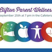 Fairview Parent Wellness Meeting