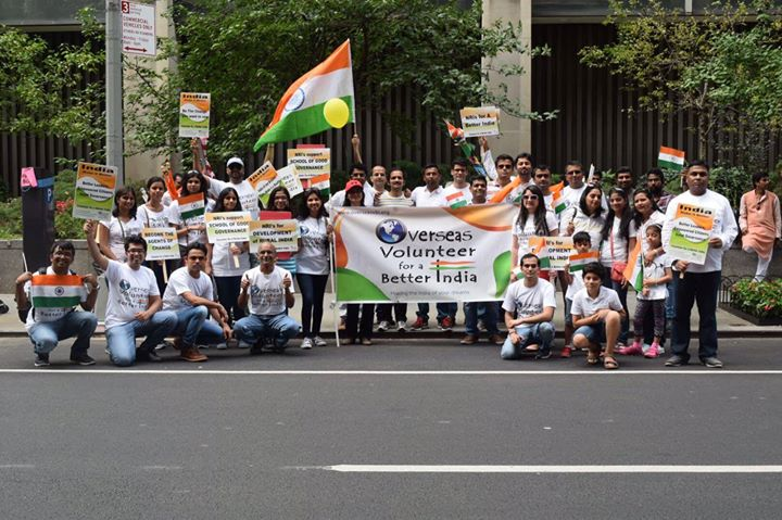 India Day Parade (Walk for a better India)