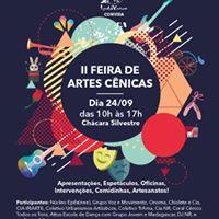 II Feira de Artes Cnicas