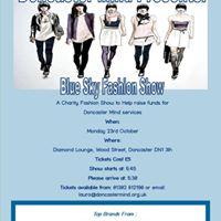 Doncaster Mind presents Blue Sky Fashion Show