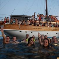 27 May 2017 - Lazy Pirate Boat Party Malta