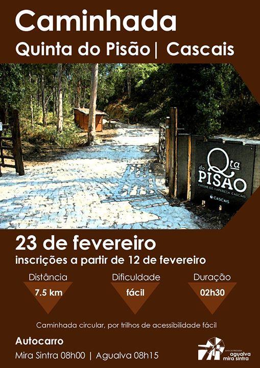 Caminhada  Quinta do Piso