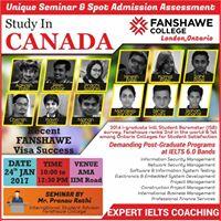 Study In Canada  Fanshawe College