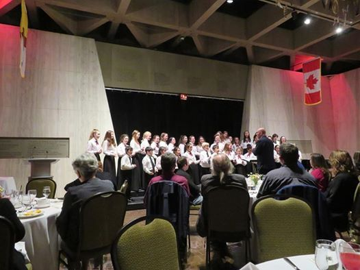 Youth Chorus Fundraising Dinner and Awards Night