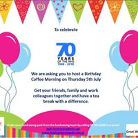 Help Celebrate 70 Years Of The NHS