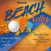 Muovitifermosport presents BEACH VOLLEY