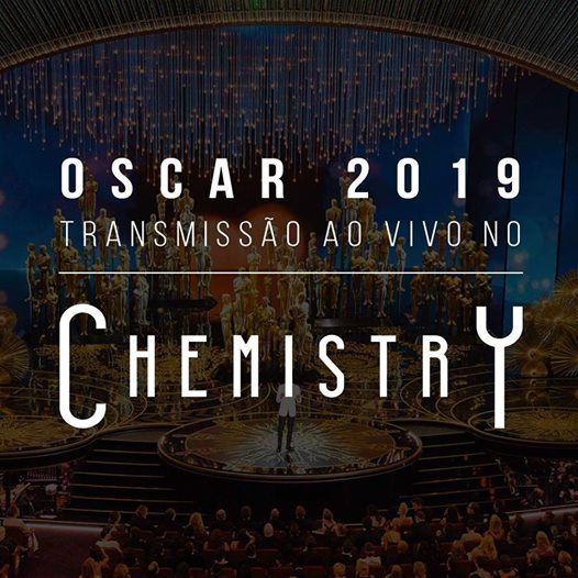 Transmisso do Oscar no Chemistry