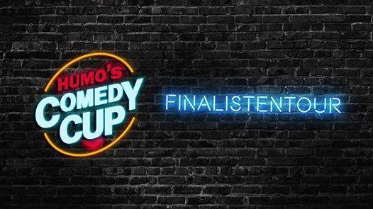 Humos Comedy Cup - Finalistentour