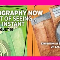 Opening Event Photography Now--The Art of Seeing &amp In An Instant