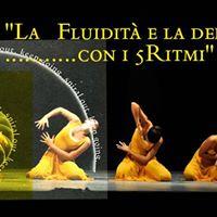 La Fluidit e la definizione con i 5Ritmi a Ravenna con Olivia