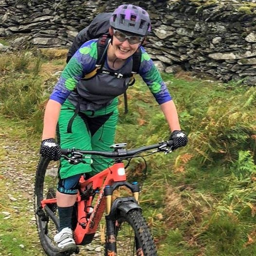 Buidling Core Skills and Confidence - MTB course
