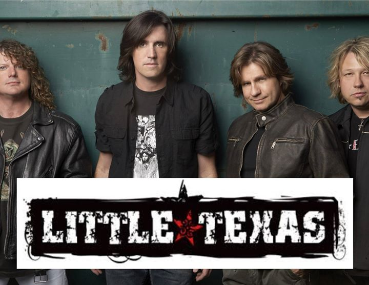 Little Texas Live at The Park Theater