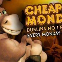 CHAP ASS Mondays at o Reillys Bar - 123 Drinks