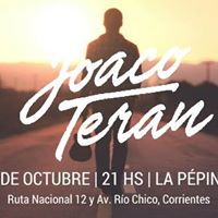 Joaco Tern en Corrientes
