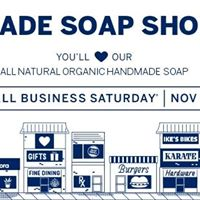 Shop Small Business Saturday with Jade Soap Shop