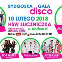 10.02 - Bydgoska Gala Disco - Hala uczniczka