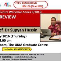Literature Review Workshop