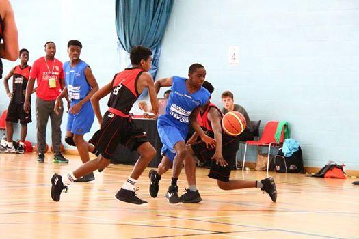 LYG Male Basketball Trials