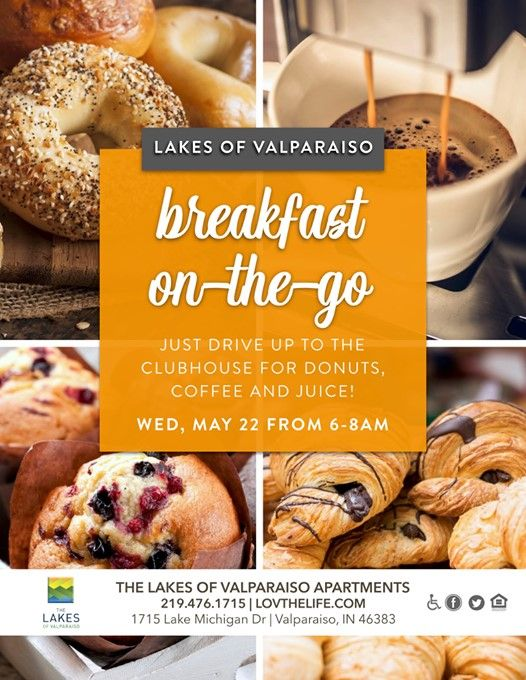 Breakfast On-The-Go